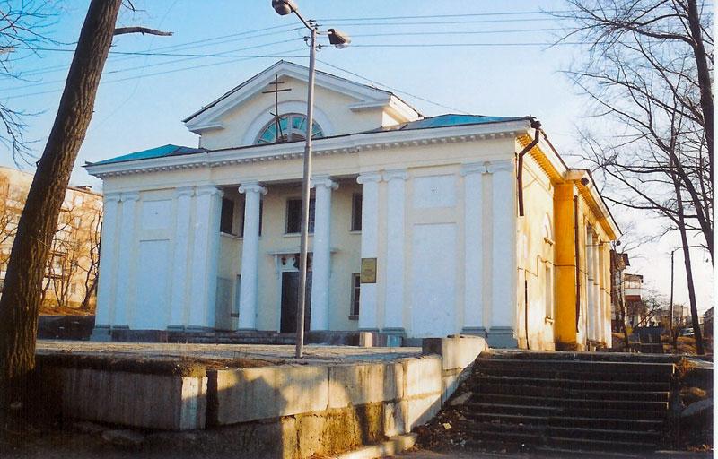 Храм Порт-Артурской иконы Пресвятой Богородицы, Владивосток