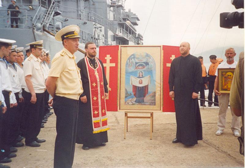 I-й Морской крестный ход 2003