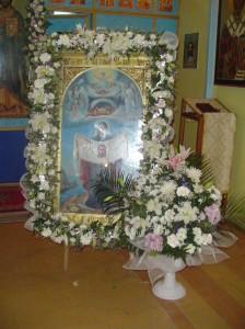 В Порт-Артурском храме Владивостока