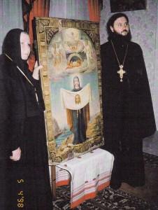 Оберетение Порт-Артурской иконы в Иерусалиме. Архимандрит Иннокентий (Третьяков)