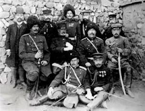 Казаки в русско-японской войне 1904-05