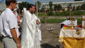 Престольный праздник в Корсаковке