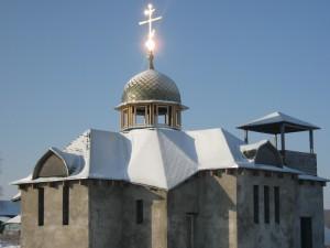 Храм Святителя Иннокентия Московского с.Приозёрное Хорольского района Владивостокская епархия