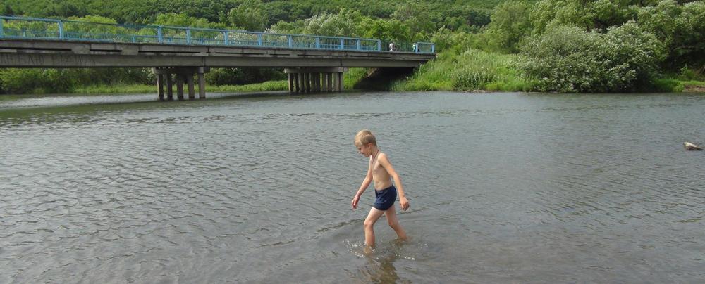 Лето в Кроуновке