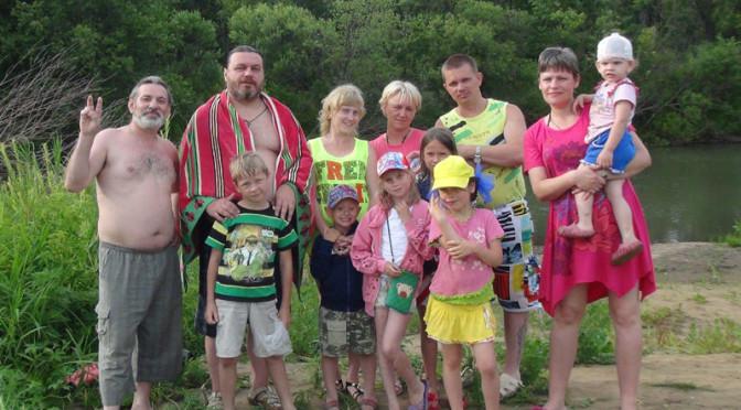 Лето в Кроуновке: отдых и будни