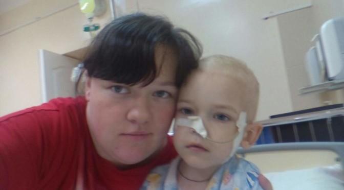 Младенец заболел страшной болезнью!