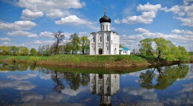 «О русском мире». Сочинение школьницы