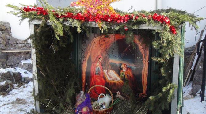 Рождество Христово в Хороле