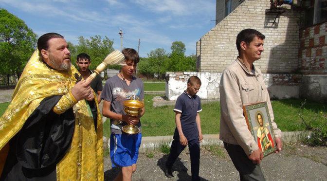 Новый детский центр под Ярославкой