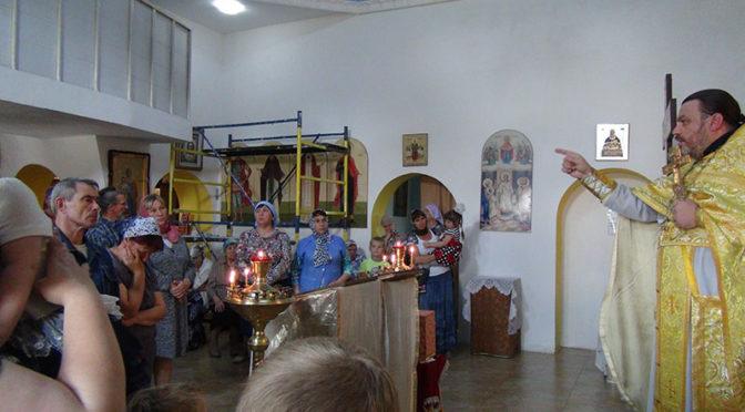 Приходское собрание в Хороле
