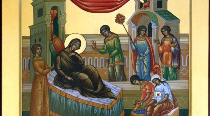 Рождество Пресвятой Богородицы в Хороле (видео)